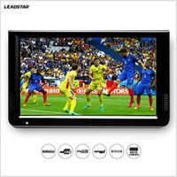 """10"""" Leadstar HD Portable Mini Analog Television Digital Interface Support USB SD Card"""