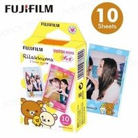 Easily bear 10pcs Fujifilm Fuji Instax Mini Instant Color Film for mini7s 8 10