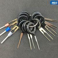 Giraffita Automobiles Repair Tool Pin Extractor Kit 11Pcs/Set Terminal Removal Car