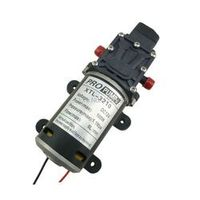 12v 100w 8L/min Automatic switch type Diaphragm high pressure DC small water pumps