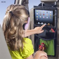 MAIZHI Organizer Back seat Tablet PC Stand iPad Holder Car backseat Storage