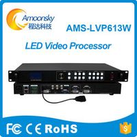 Amoonsky button display wifi module controller led business sign video screen