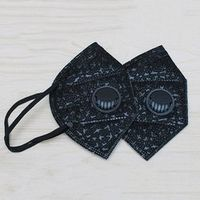 JETTING 1pc Anti-dust Mouth Mask PM2.5 Anti Haze With a Breathing Valve