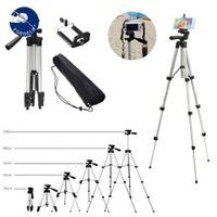 FOTGA 36-100 cm Universal Adjustable Tripod Stand Mount Holder Clip Set Camera