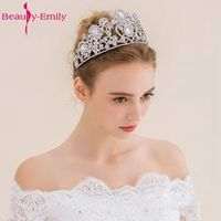 Beauty-Emily Vintage Peacock Crystal Accessories