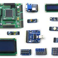Waveshare XILINX XC3S500E Spartan-3E FPGA Development Evaluation Board LCD1602
