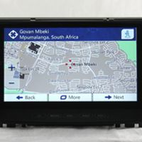 Car GPS Navigation System for Land Rover Discovery 3 / 4 Car DVD GPS Player Bluetooth Free Map