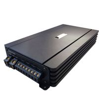 GJCHELIVE DL1000.1D Digital Vehicle Mounted Four Way Power Amplifier 3D Stereo
