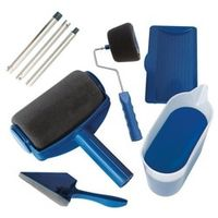lechgtools Runner Pro Handle Edger Room Wall Painting Home Tool Roller Paint Set