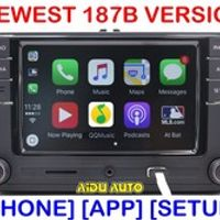 "Carplay Noname RCD330 Plus  6.5"" MIB Radio For Golf 5 6 Jetta CC Tiguan Passat Polo 6RD 035 187 B 6RD035187B"