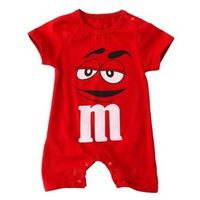 Toddler Baby Girl Boy Playsuit 2017 Newborn Cute Outfits Clothes 0-18M
