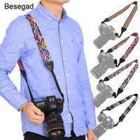 Besegad Universal Retro Camera Shoulder Neck Strap Belt Band for Nikon Canon Sony