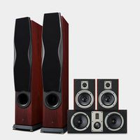 QUEENWAY RM600A 5.0 Pieces/Set/Kit Home Theatre Speakers