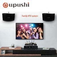 oupushi AV760N KB10 HU386 amplifier speaker micphone use Home theater Family singing