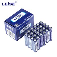 Leise Performance Carbon 24-Pack Durable Stable Explosion-Proof R03 Size aaa UM4 1.5V