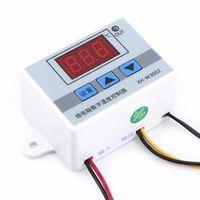 YOSOO Red LED Digital Temperature Controller Thermostat Regulator Switch AC220V 10A