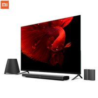 "Xiaomi Mi 4 65"" Inchs Smart TV English Interface Real 4K HDR Ultra Thin Television 3D"