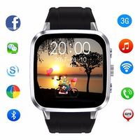 GOLDENSPIKE Smart Watch Ceas N8 Android 5.1 GPS WiFi 3G Bluetooth4.0 Pedometer Camera
