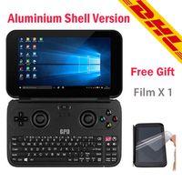 GPD WIN Aluminium Shell Version 5.5 inch X7 Z8750 Tablet Handheld Console Windows