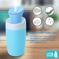 KONNWEI New Mini Ultrasonic Mist USB Air Portable Car Humidifier for home Water Tank