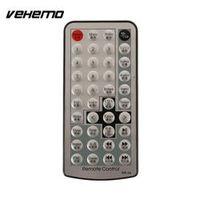 Vehemo 9inch TV Screen Car Monitor Portable Speaker Signal
