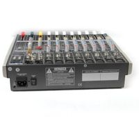 RLAKY Professional Audio Mixer Channel Mezcladora De DJ Mikser Mischer 16 kinds of