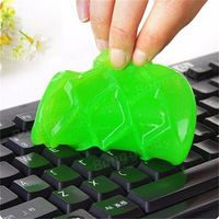 S SKYEE Practical Keyboard Compound Wiper Dust Clean Slimy Gel for Screen Mouse Car