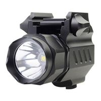 TrustFire G01 LED Tactical 2-Mode 320LM Military Weapon Pistol Handgun Torch Light