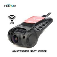 FCCWO R3 Dash Cam Novatek96655 Sony IMX322 WiFi 1080P Car DVR Registrator Camera