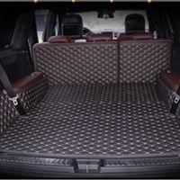 RUIRI Good Special trunk mats for Mercedes Benz GL 320 X164 7seats 2012-2006 durable