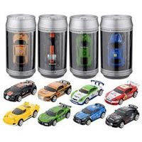 JJRC 8 Colors 20KM/H Coke Can Mini RC Car Radio Racing Car
