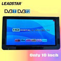 LEADSTAR HD 10 Inch Digital Analog TV Receiver TF Card USB Audio Video Playback