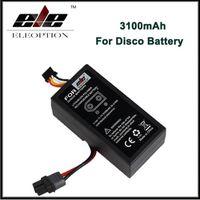 ELE ELEOPTION 3100mAh 11.1V Li-ion Upgrade Battery For Parrot Disco FPV Parts