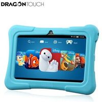 DragonTouch Y88X PLUS 7'' Kids Tablet for Children Quad Core IPS Screen 1024*600