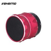 Vehemo Creative YOYO Ball Shaped Car Vehicle Mini Wireless Bluetooth Audio Radio