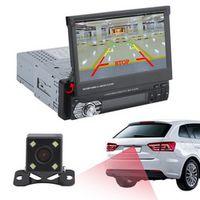 TekBow 7 Inch Bluetooth Stereo Digital Radio Portable Multimedia Detachable Music
