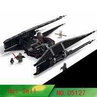 Chengke Toys 705Pcs 05127 Tie Fighter Set Model