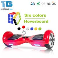 TG Electric Skateboard Hoverboard Self Balancing Scooter two Wheel with Led Bluetooth