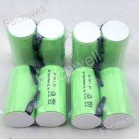 GTK 12pcs/lot sub c ni mh rechargeable battery ni-mh bateria sc 3500mah subc 1.2v