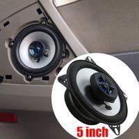 LaBo 2pcs/lot 5 inch loud speaker for car subwoofers Auto Audio Automotive sound HIFI