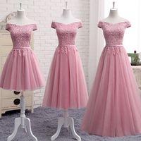 WY.QJR.FZ MNZ502 embroidery bridesmaid dresses prom dress