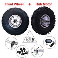ANNOYBIKE E-Scooter Hub Motor 14.5 inch Wheel14.5'' 24-48v 350w-800w 12-45km/h BLDC