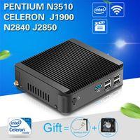 Mini PC Tablet N2830 N2930 J2800 J1900 N3510 Desktop Computer Htpc PC Windows