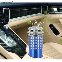 Kebidumei Vehicle Air Purifier Mini Auto Car Fresh Anion Ionic Oxygen Bar