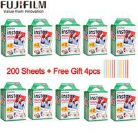 10/20/40/50/60/80/100/200 sheets Fuji Fujifilm instax mini 9 8 white Edge Camera