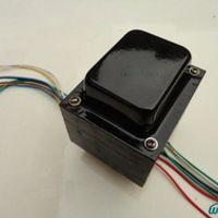 IWISTAO Tube Amp Power transformer 185W 290V-0-290V 5V 3.15V-0-3.15V Silicon Steel