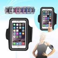 SZKOSTON Nylon Sport for running smartphone Case Waterproof 5.5 inch Phone Bag