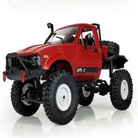 MWZ Rock Crawler Truck With Front LED RTR Toys For Children