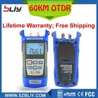 BLIY Palm Fiber Optic Machine ranger Sm Mm Fiber Optical Tester Mini Precio Otdr