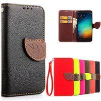 BTOCANDY Xiaomi Mi4 Silicon Luxury Retro Leather Wallet Flip Case For Xiaomi Mi